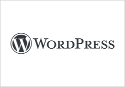 WordPress blogging software