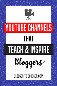 videos for bloggers