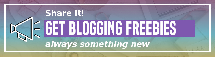 Where to Find Freebies for Your Blog (image)
